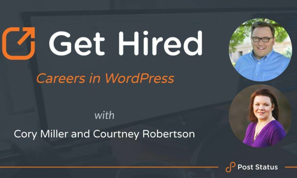 Get Hired #5: Get Involved