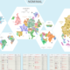 Mapped: Distribution of Global GDP by Region