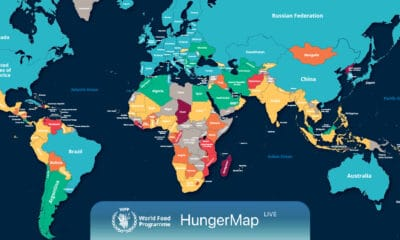 Interactive Map: Tracking Global Hunger and Food Insecurity