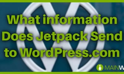 What information Does Jetpack Send to WordPress.com