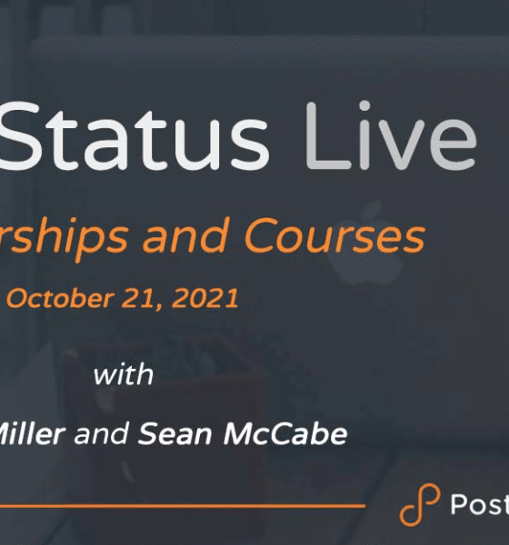 Post Status Live: Membership and Courses with Sean McCabe