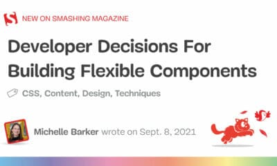 Developer Decisions For Building Flexible Components