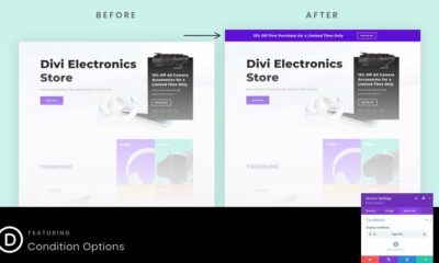 How to Retarget a Landing Page Visit with an Announcement Bar in Divi