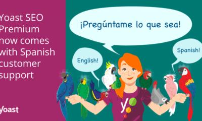 Yoast SEO Premium comes with Spanish customer support